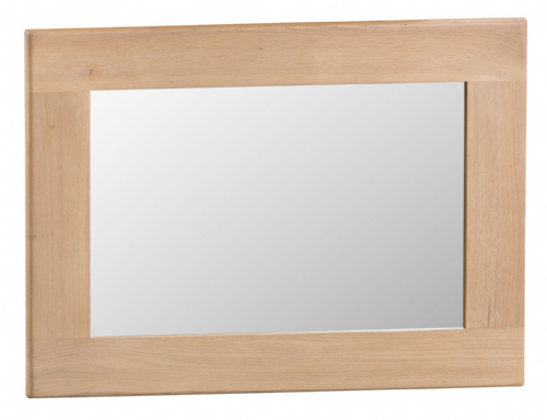 Lowestoft Oak Wall Mirror